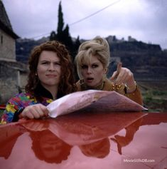 A gallery of Absolutely Fabulous publicity stills and other photos. Featuring Joanna Lumley, Jennifer Saunders, Jane Horrocks, Julia Sawalha and others. Movies Showing, Movies And Tv Shows, Patsy And Eddie, Jane Horrocks, Julia Sawalha, Jennifer Saunders, Joanna Lumley, Ab Fab, Bbc America