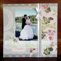 A Project by mezzogirl07 from our Scrapbooking Gallery originally submitted 06/06/11 at 01:36 PM