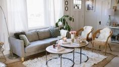 77 Living Room Ideas For An Apartment