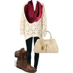 """""""knits"""" by valentinelove17 on Polyvore"""
