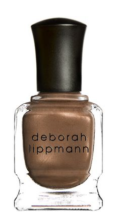NO MORE DRAMA created with Mary J. Blige. Sultry golden caramel (opaque pearl)