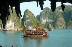 Halong Bay, Landscape, Vietnam