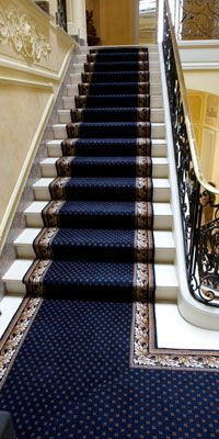 Louis De Poortere is the carpet manufacturer since Louis De Poortere offers belgian woven broadloom carpet, rugs, stair runners and tailor made rugs. Carpet Manufacturers, Stairways, Belgium, Home Decor, Products, Stairs, Staircases, Decoration Home, Room Decor