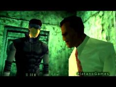 Metal Gear Solid - Chapter 1: Rescue DARPA Chief - Part 4 - Shadow Moses - MGS HD  #darpa #DARPA #youtube
