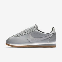 purchase cheap bd606 34bad Chaussure Nike Classic Cortez Leather Lux pour Femme