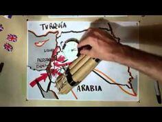 (Video) Un resumen del Conflicto Sirio en 9 minutos