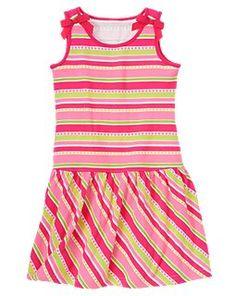 Dot Stripe Dress
