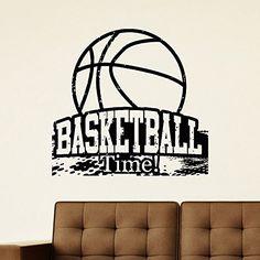 Wall Decal Vinyl Sticker Gym Sport Basketball Ball Decor Sb912 ElegantWallDecals http://www.amazon.com/dp/B012OB1OSY/ref=cm_sw_r_pi_dp_aJiYvb0T0MTXT