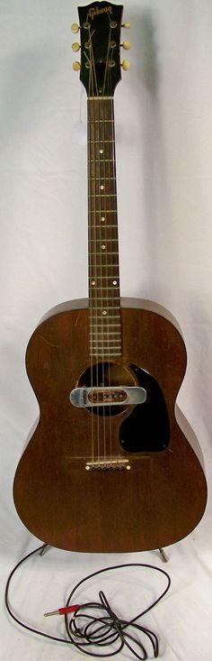 rare guitars | Vintage Gibson Lg0 Flattop Acoustic Guitar | Vintage Acoustic Guitar