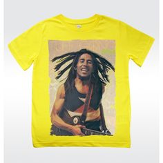K01 BOB MARLEY T-shirt Junior Classic Organic T-shirt - Climate Neutral®  Available in 5 colours 1864944a6ab80