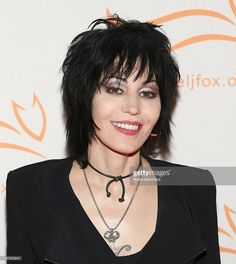 Joan Jett attends 2013 A Funny Thing Happened On The Way To Cure Parkinson's at The Waldorf=Astoria on November 9, 2013 in New York City.