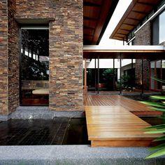 Beautiful Houses: Nature House