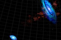 This is beyond amazing. A Gas Bridge links two #galaxies near our Milky Way- could we all be connected? http://www.space.com/16104-andromeda-galaxy-gas-bridge.html?PT_Space
