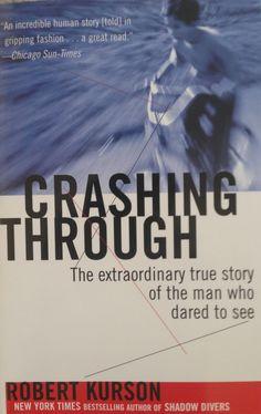 Crashing through. Totally inspiring!
