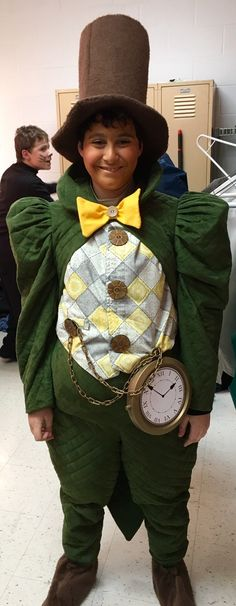 Mayor of munchkin's costume- Wizard of Oz