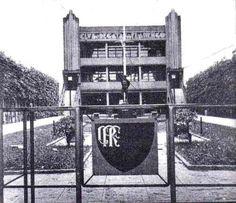 Sede do Clube de Regatas do Flamengo em 1920