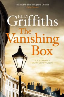 A Bookaholic Swede: #BookReview The Vanishing Box by Elly Griffiths @QuercusBooks