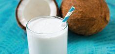 Como fazer leite de coco caseiro