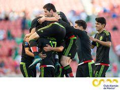 La selección mexicana sub 23 se prepara para los juegos de Río 2016. EL MEJOR CLUB DEPORTIVO DE MÉXICO. La selección de fútbol sub 23 enfrentará a Japón, que es el campeón de Asia, y a Portugal, que es el campeón de Europa en partidos amistosos en una justa veraniega, preparando así su participación en los juegos de Río 2016. En el Club Alemán te invitamos a practicar el futbol con los mejores entrenadores y en las mejores instalaciones. #elmejorclubdeportivodemexico