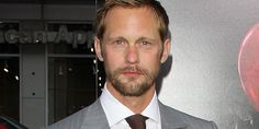 Alexander Skarsgård Just Reminded Us That Brown Ties Are Excellent