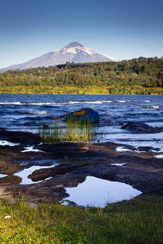Volcán Villarica - Chile - Autor:  http://www.facebook.com/tiasma.rayga