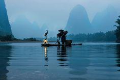 Cormorant Fisherman (Pure Photo, Garret Suhrie)