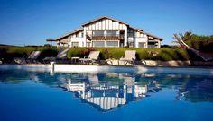 Villa Zorion - Saint-Jean-de-Luz est la location parfaite pour vos vacances. 7 chambres, 18 personnes - En savoir plus