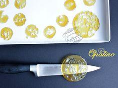 Il était une fois la pâtisserie...: Les opalines en caramel
