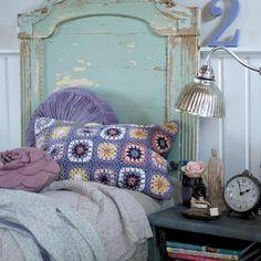 Crochet - love the colors!
