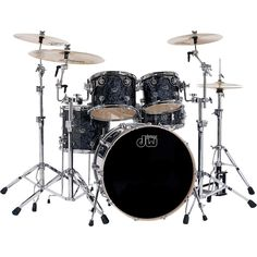 Are you looking for a new drum set? You can find a selection of DW DRUMS including this DW PERFORMANCE SERIES 5-PIECE SHELL PACK IN BLACK DIAMOND FINISH WITH CHROME HARDWARE (free shipping) at     http://jsmartmusic.com