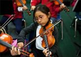 Music training sharpens brain pathways.