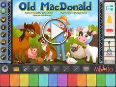 Mibblio App Review: An Interactive Music Storybook