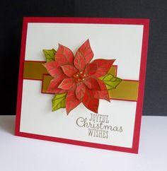 SC621 ~ Joyful by sistersandie - Cards and Paper Crafts at Splitcoaststampers