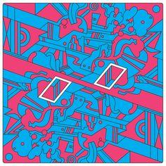 "Reflections - Matt Lyon (Back) - Secret 7"" at Somerset House"
