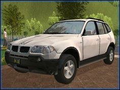 Fresh-Prince Creations - Sims 2 - BMW X3