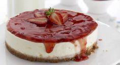 Cheesecake φράουλα!