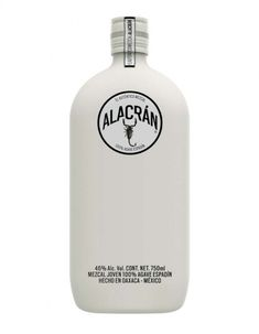 Sociedad Anonima : Autentico Mezcal Alacran #Packaging #Bottle #Alcohol