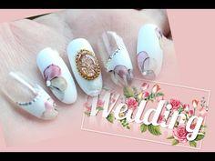 [시크릿스타걸 ] 봄꽃네일아트 / Spring Flower Nail Art | POLARIS - YouTube