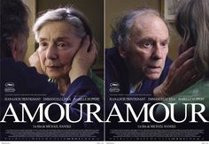 L'Amour, by Michael Haneke, awarded with Palme d'Or at Cannes Film Festival