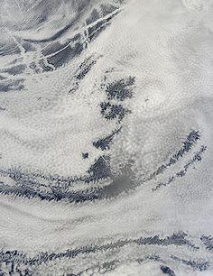 Clouds, Baja California