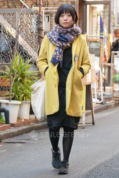 brand new d64a9 84769 Saya   didi zizi UNIQLO used antique NIKE   4th week Feb. 2016   Harajuku    Tokyo Street Style   TOKYO STREET FASHION NEWS   style-arena.jp