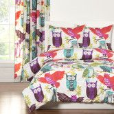 Found it at Wayfair - Crayola Owl Always Love You Comforter Set