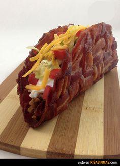 Probablemente el mejor burrito del mundo. Y bajo en colesterol y calorías, oíga.