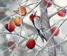 Susan Bourdet - peinture.