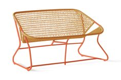 SIXTIES BENCH BY FREDERIC SOFIA FOR FERMOB.