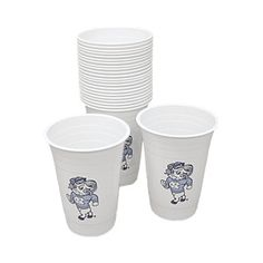 UNC Rameses cups...perfect for a Carolina tailgate.  Available at Johnny T-shirts (in store and online).  GAA members receive a discount!