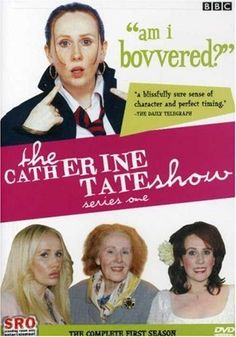 The Catherine Tate Show - Series One DVD ~ Catherine Tate. On my Christmas list!