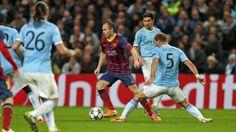 Manchester City FC 0 - 2 FC Barcelona #FCBarcelona #Game #Match #ChampionsLeague