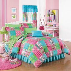 Girls Bedding Set 39 Puppy Love 39 Girls Handmade Fleece Bed