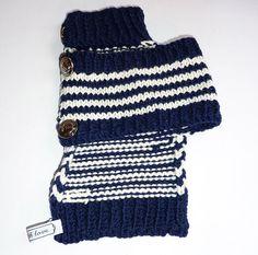 Bones Ahoy Nautical Knit by MaisonDogLondon on Etsy